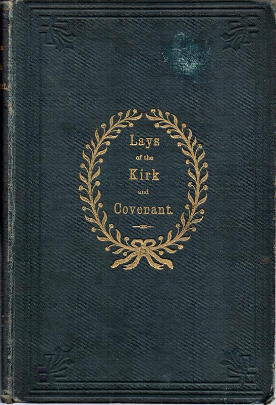 Image for Lays of the Kirk and Covenant