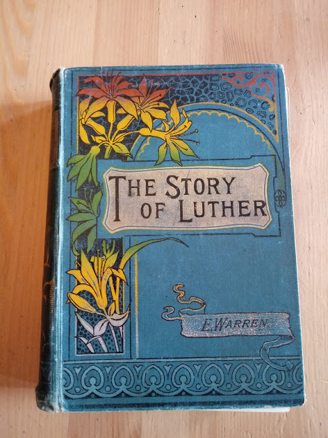Image for The Story of Martin Luther