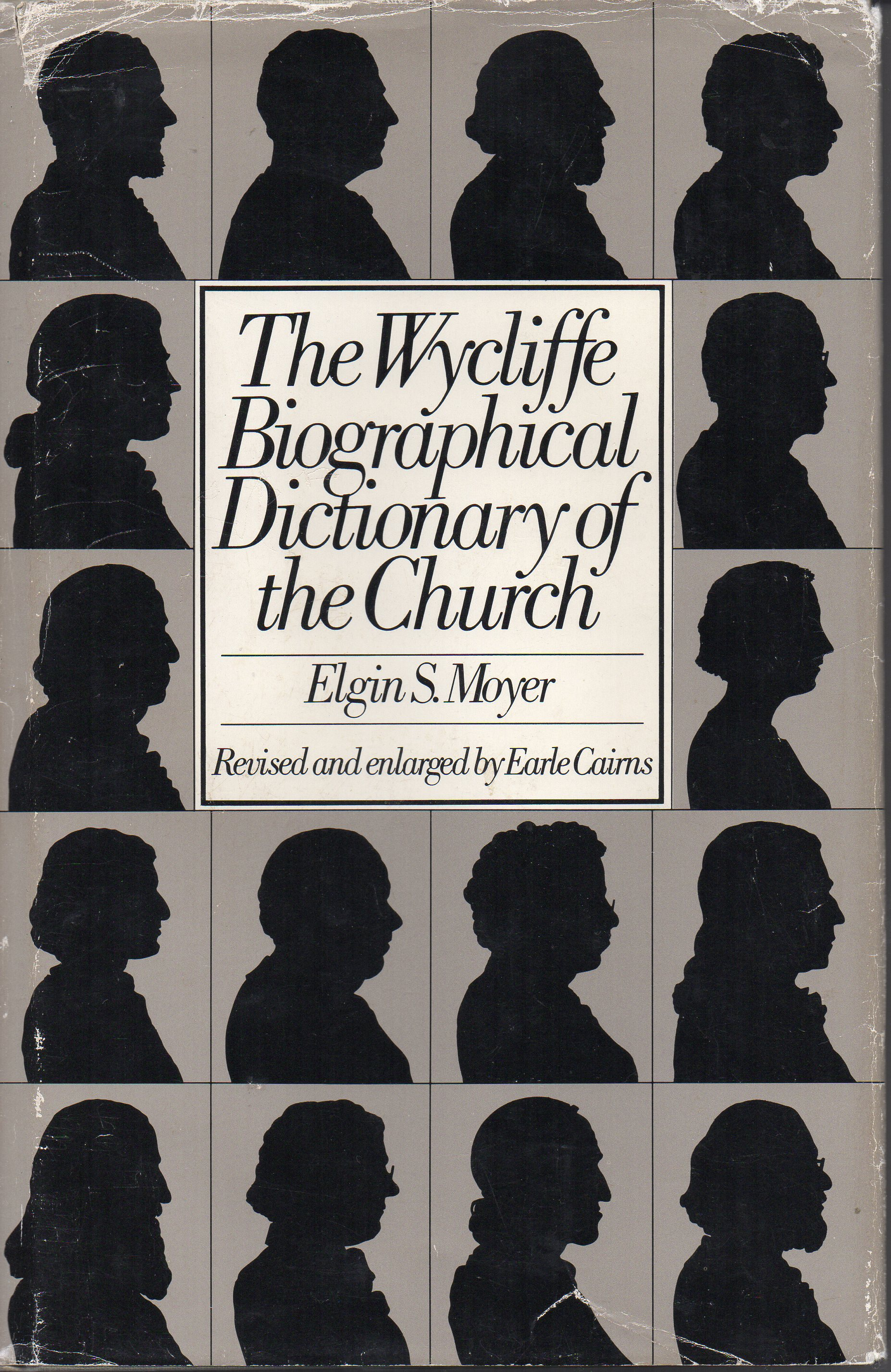 Image for Wycliffe Biographical Dictionary of the Church