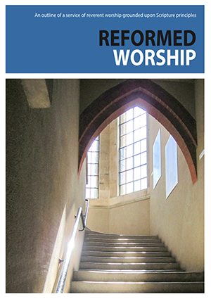 Image for Reformed Worship