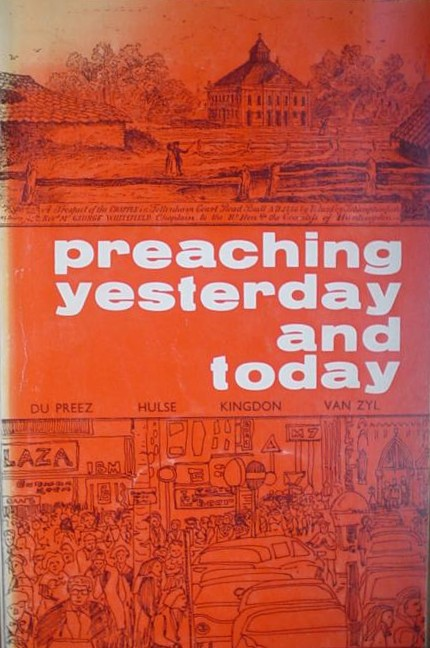 Image for Preaching Yesterday and Today