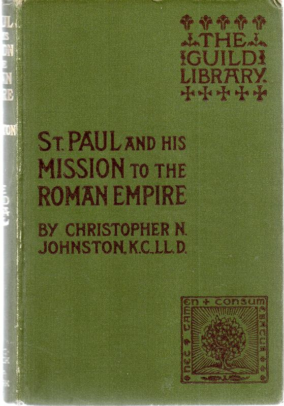 Image for St Paul and his Mission to the Roman Empire (The Guild Library: Second Series)