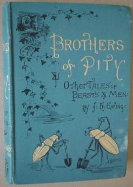 Image for Brothers of Pity & Other Tales of Beasts and Men