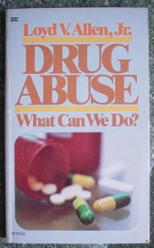 Image for Drug Abuse: What Can We Do?