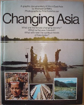 Image for Changing Asia: A Graphic Documentary of Life in East Asia
