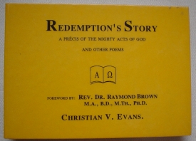 Image for Redemption's Story: A Précis of the Mighty Acts of God and Other Poems