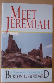 Image for Meet Jeremiah: A Devotional Commentary